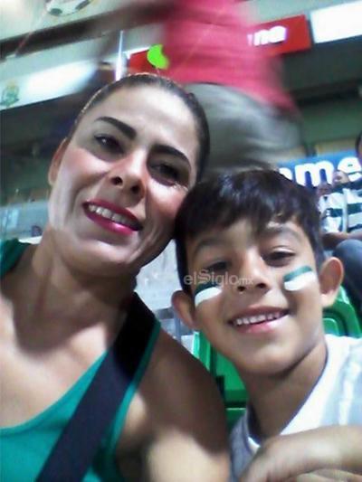 Alejandra y Ramón.
