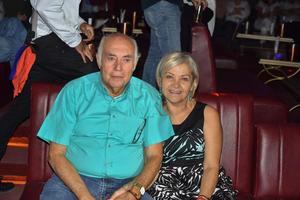 02082019 LA PASAN GENIAL.  Jorge y Lourdes.