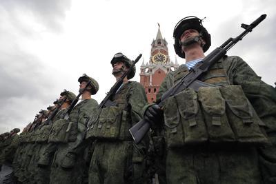 Rusia se encuentra de fiesta.