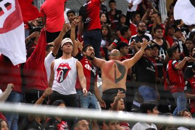 2021  GUADALAJARA, MEXICO - AGOSTO 2:  Aficion del Atlas durante el juego de la Jornada 3 del Torneo Apertura 2019 de la Liga BBVA MX en el Estadio Jalisco, el 2 de Agosto del 2019 en Guadalajara, Mexico. (Foto: Oscar Meza/JAM MEDIA)