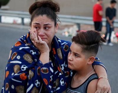 Dolor hermana a habitantes de Juárez y El Paso