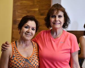 03082019 Blanca Estrada y Luz María de la Torre.