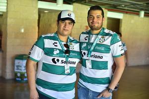 05082019 Carlos Salas y Alonso Soriano.