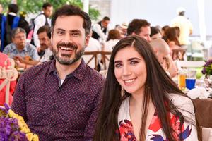03082019 Alexandre Bouscal y Natalia Pérez.