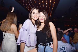 Carla y Ana