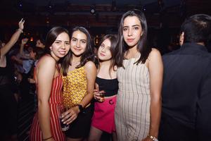 Paola, Cecy, Leslie y Liz