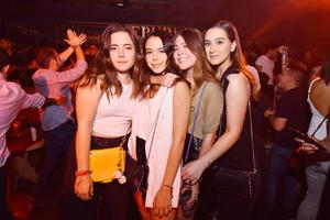 Raquel, Mariana, Ely y Ely