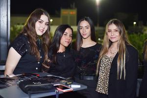 Karime, Salma, Fernanda y Kimberly