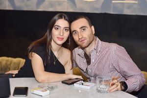 Luciana y Jorge