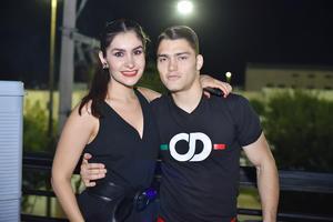 Marcela y Óscar