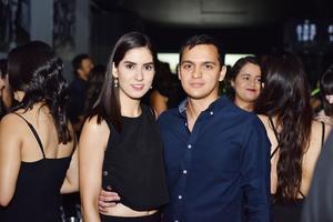 Sofía y Víctor