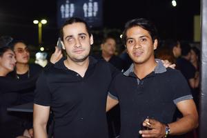Vicente y Jorge
