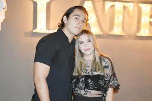 Enrique y Paola.