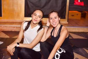 Andrea y Luisa