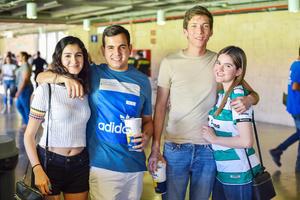 Jessica , David, Alberto y Susana