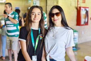 Liliana y Ximena