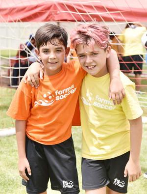 Carlos y Ale