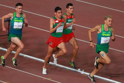 Es la primera medalla de oro que cae se obtiene en Atletismo durante los Panamericanos.