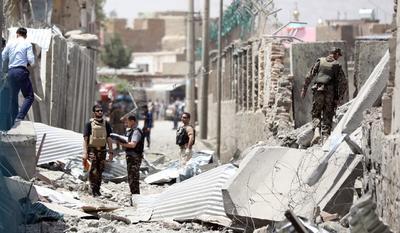 Un atentado más enluta a Afganistán.