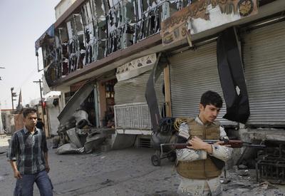 Los talibanes reivindicaron el atentado.