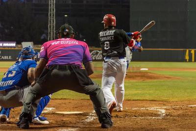 Por Generales, Luis Payán se fue del juego al lanzar tres entradas y un tercio con seis hits, tres bases, siete ponches y ocho carreras; le siguieron Esteban Romero, Julián Arballo, Isaac Jiménez, Édgar Torres, Jiménez, Nick Lee y Haro.
