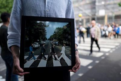 La imagen fue tomada por el fotógrafo escocés Iain Macmillan.