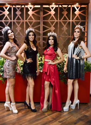 08082019 América, Esperanza, Pamela y Andrea confían en traerse la corona a casa.