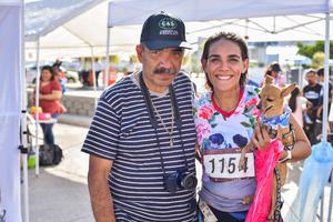 08082019 Juan Abel, Verónica y Almendra.