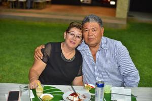 09082019 Yolanda y Refugio.