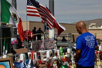 Oraciones y cariño para los sobrevivientes de El Paso.