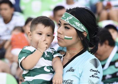 SANTOS LAG. VS PUEBLA JORNADA 4  SANTOS LAGUNA VS PUEBLA SANTOS 2 PUEBLA 1 PRIMER TIEMPO TORNEO DE APERTURA 2019 LIGA MX