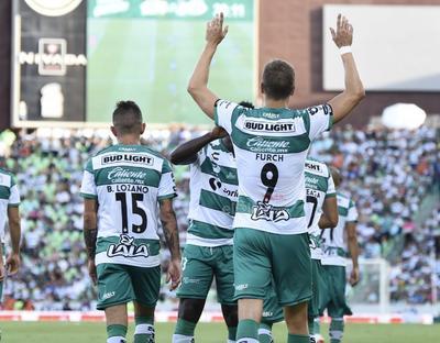 SANTOS LAG. VS PUEBLA JORNADA 4  SANTOS LAGUNA VS PUEBLA SANTOS 3 PUEBLA 1 SEGUNDO  TIEMPO TORNEO DE APERTURA 2019 LIGA MX