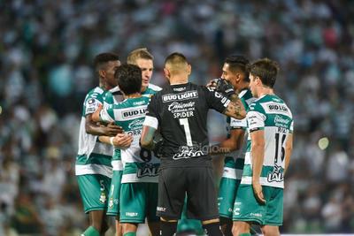 celebración  Santos vs Puebla  juego correspondiente a la jornada 4 de la apertura 2019 de la Liga MX en TSM Oficial - domingo 11 de agosto de 2019 18:45h  Guerreros, Liga MX, Santos, Santos Laguna
