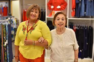10082019 CLASE DE COCINA.  Hilda y Socorrito.