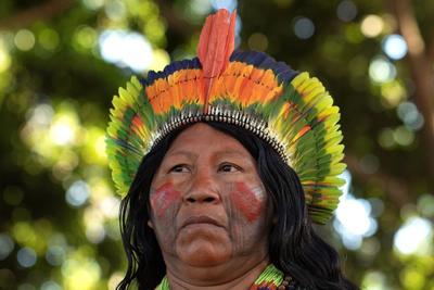 El jefe de Estado también ha expresado su firme intención de legalizar la minería en las reservas indígenas para fomentar el desarrollo económico en esas zonas, una medida a la que se opone el 86 % de los brasileños, según una encuesta publicada por el diario Folha de Sao Paulo.