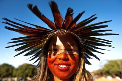 El martes realizarán una protesta en defensa de la educación mientras que el miércoles se unirán a la Marcha de las Margaritas, una manifestación protagonizada por campesinas que se celebra cada mes de agosto en Brasilia.