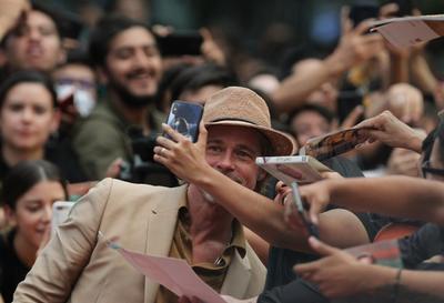 La alfombra roja de Érase una vez en Hollywood llega a México