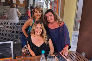 13082019 Mara, Luly y Yolanda.