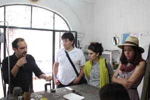 13082019 RECONOCIDOS DISEñADORES.  Jose Maria Pineda, Widar, Paula y Concha.
