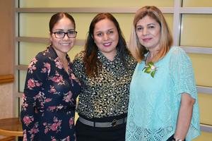 14082019 FIESTA DE DESPEDIDA.  Ana, Sonia y Socorro.