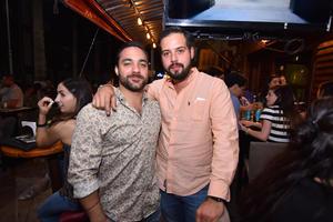 14082019 AMIGOS.  Charly y Rodrigo.