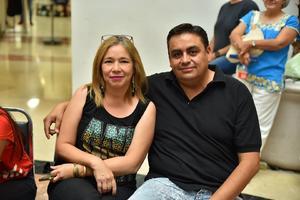 14082019 Nora Marín y Karim Ramos.