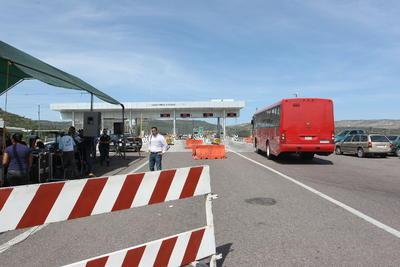 Fueron 60 millones 623 mil pesos los que recibieron los cinco ejidos como pago por terrenos usados por la carretera.