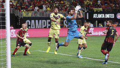 Atlanta United vence al América y se consagra en el Campeones Cup