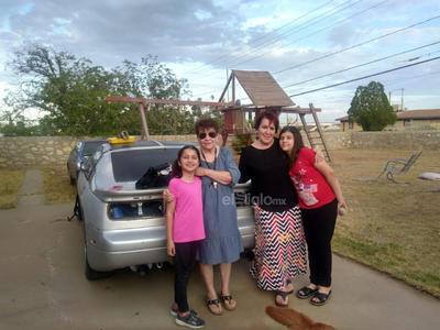 Andrea, Gloria, Bertha y Sofía.
