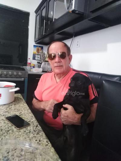 """Rubén y """"Rocky"""""""