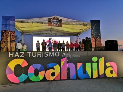 Estado vive una fiesta deportiva con la carrera 'Coahuila 1000 Desert Rally'