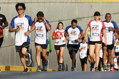 Laguneros corren la 5 y 10 K de Chilchota