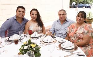 18082019 Ramón Alfredo, Norma, Jesús y Claudia.