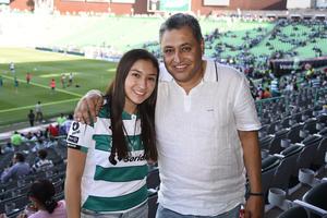 17082019 EN EL TSM.  Gabriela y Yari.